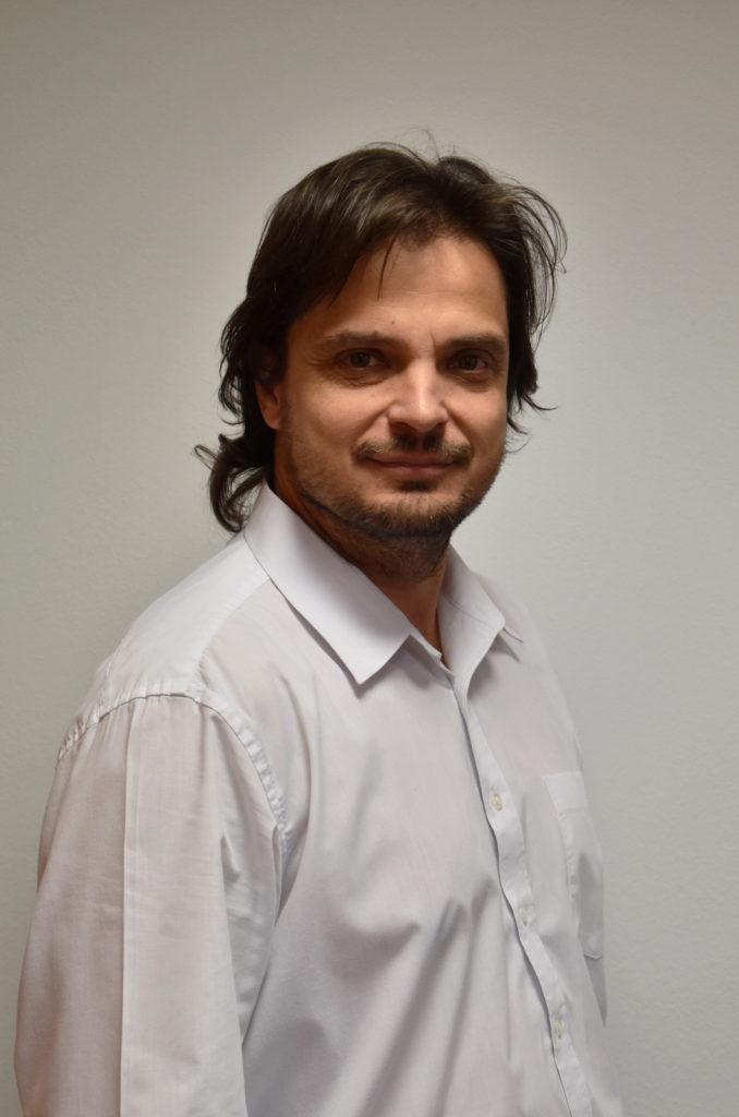 Pavel Čech, DiS.