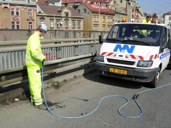Komplexní údržba mostů