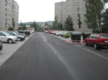 regenerace sídliště v Litoměřicích, nový stav