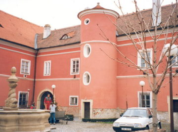 rekonstrukce Galerie SM v Uherském Hradišti, celkový pohled na muzeum