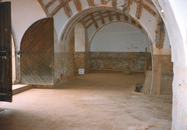 rekonstrukce Galerie SM v Uherském Hradišti, z průběhu prací