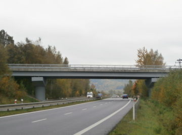 most Dalovice, nový stav po opravě