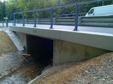 nový most Hůrky