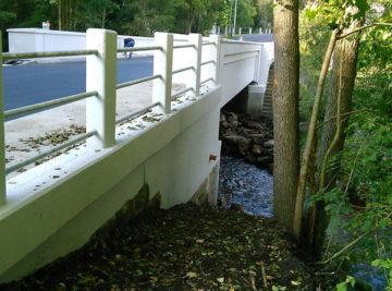 most Nové Hamry, nový stav