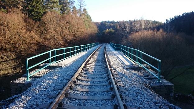 most km 32,375, nový stav