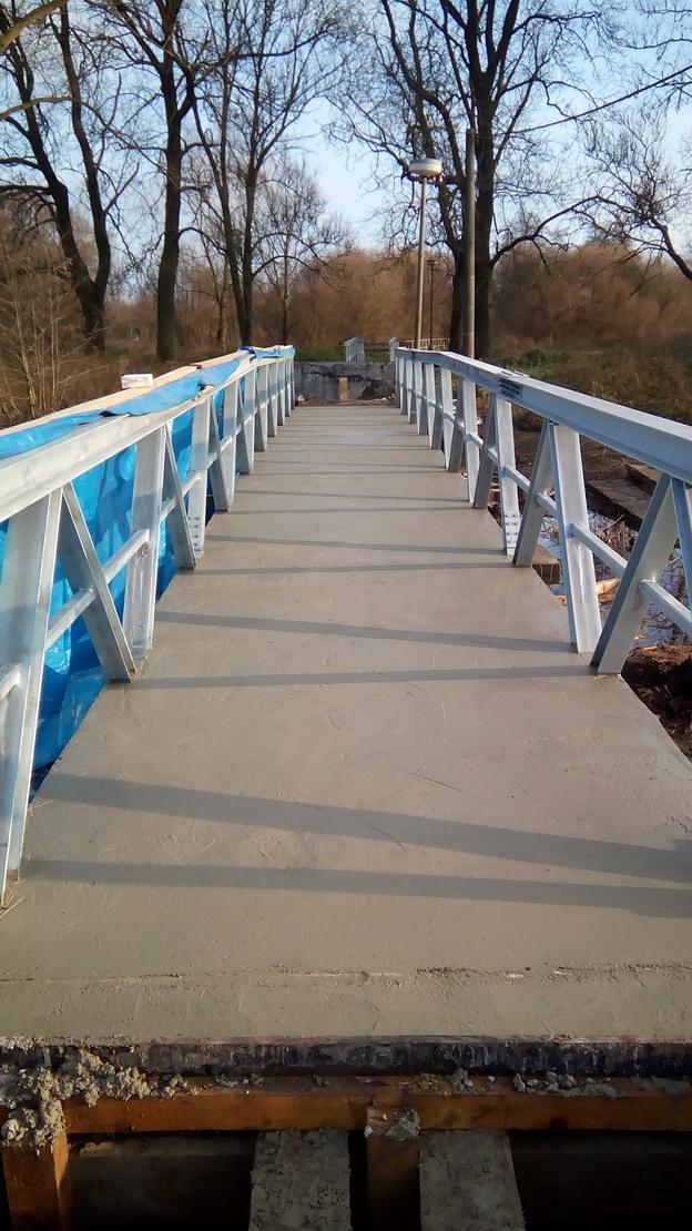most před dokončením