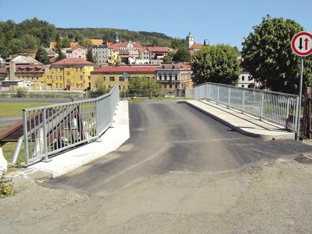 most v Benešově nad Ploučnicí; nový stav