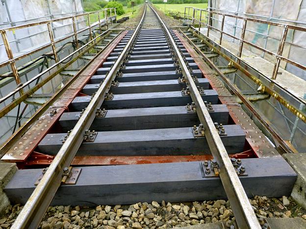 mosty na trati Dvory-Třeboň, nový stav po opravě