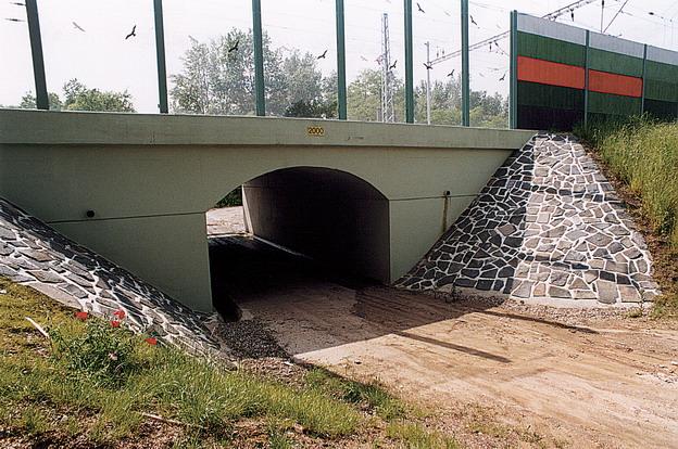 most Hněvice, nový stav