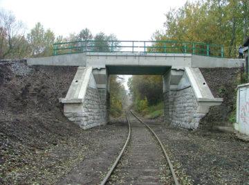 most na trati Liberec–Harrachov, dokončené dílo