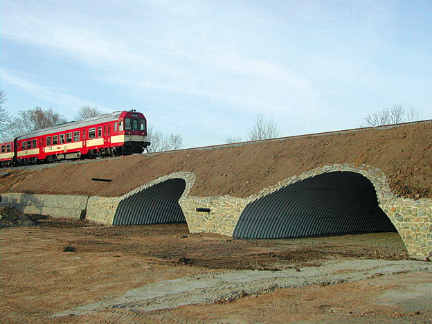 most na trati Postoloprty–Louny, nový stav