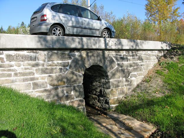 rekonstruované mosty a propustky na na 4. koridoru, …